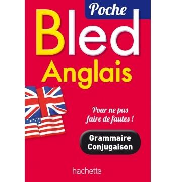 Bled Anglais Poche Grammaire Conjugaison disponible sur Algeriemarket.com