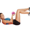 Balle de musculation body sculpture