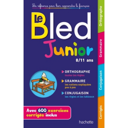Le Bled Junior 8/11 ans disponible sur Algeriemarket.com