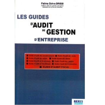 Les guides d'audit de gestion d'entreprise