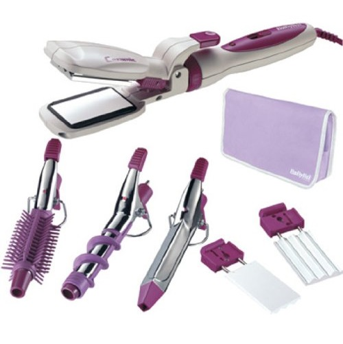 Babyliss lisseur fun style