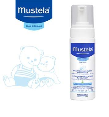 Mustela Shampooing bébé