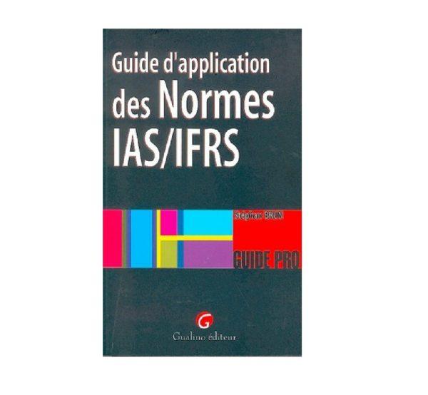 guide d'application des normes ias-ifrs