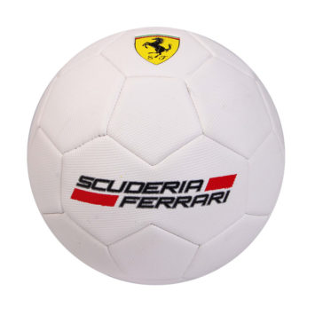 BALLON FOOT FERRARI N° 3 EN 4 COULEURS