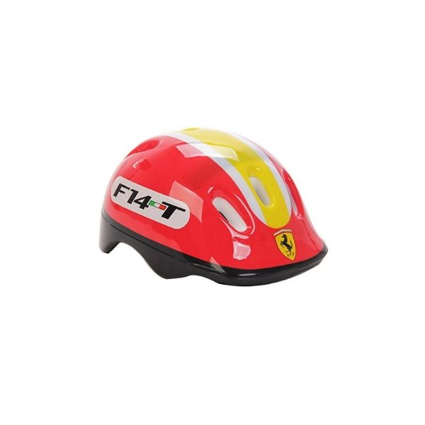 CASQUE DE PROTECTION KIDS FERRARI FAH7