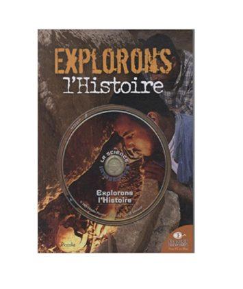 Explorons l'Histoire + CD / Ian Morrison