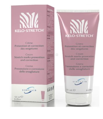 KELO STRETCH CREME VERGETURE 125ML TUBE