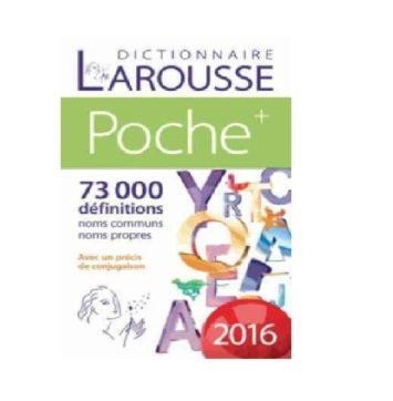 Larousse de poche plus 2016 73 000 définitions