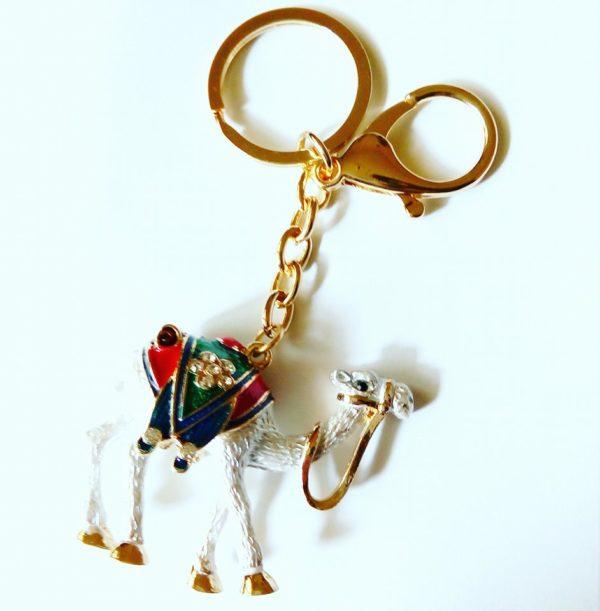 Porte clés Chameau