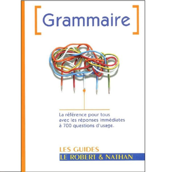 Le Robert et Nathan grammaire