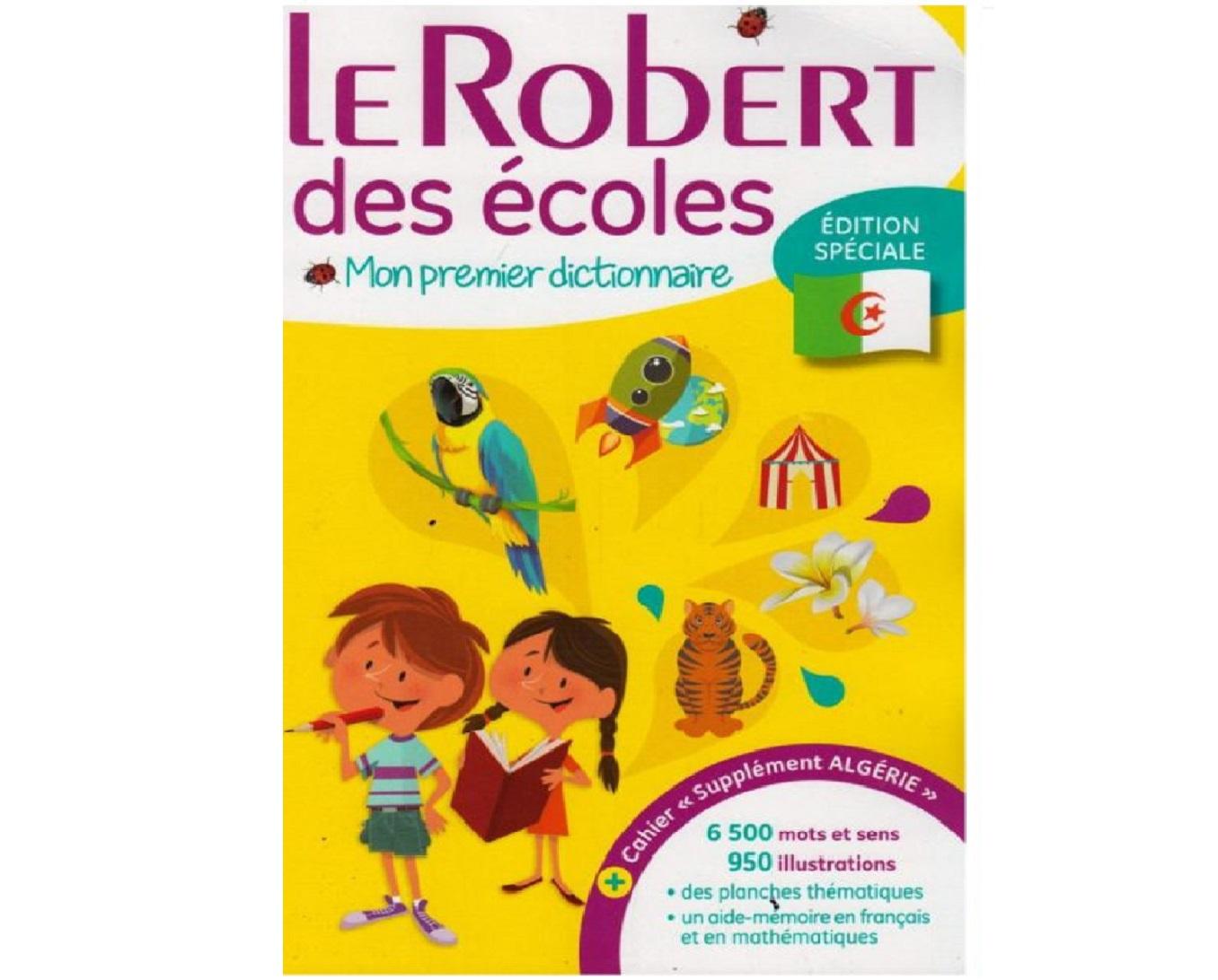 Le Robert Des Ecoles Mon Premier Dictionnaire