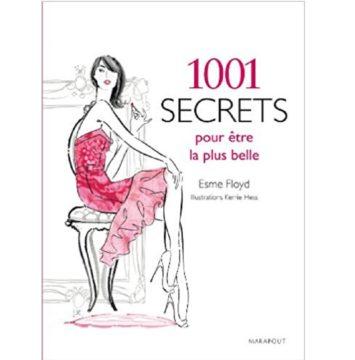 1001 SECRETS POUR ETRE LA PLUS BELLE