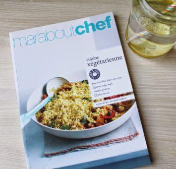 Cuisine végétarienne - marabout chef