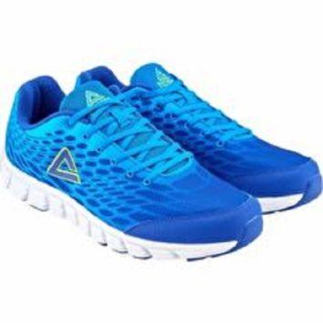 PEAK RUNNING SHOE E71277H STRNG BLUE