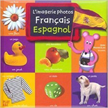 L'imagerie photos français-espagnol avec Moustilou la souris