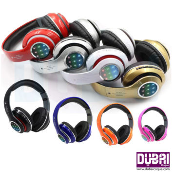 CASQUE STÉRÉO MP3 BLUETOOTH SANS FIL