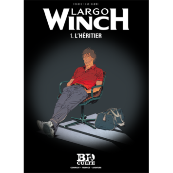 Largo Winch - L'héritier n°1