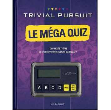 Trivial pursuit le mega quiz