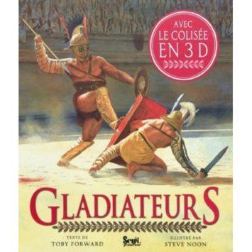 GLADIATEURS (AVEC LE COLISEE EN 3 D)