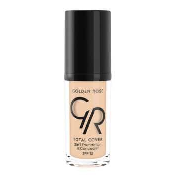 GR TOTAL COVER 2 IN 1 FOUNDATION CONCEALER