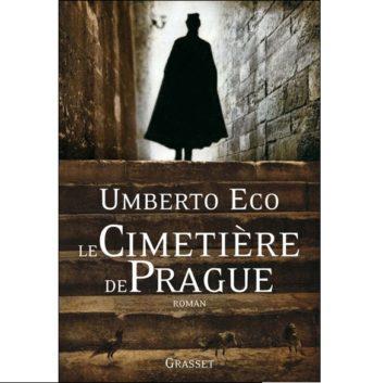 Le cimetière de Prague - Umberto Eco