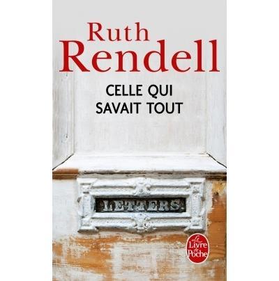 Celle qui savait tout - Ruth Rendell
