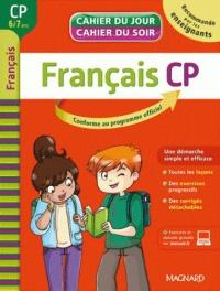 Cahier Du Jour Cahier Du Soir Francais Cp